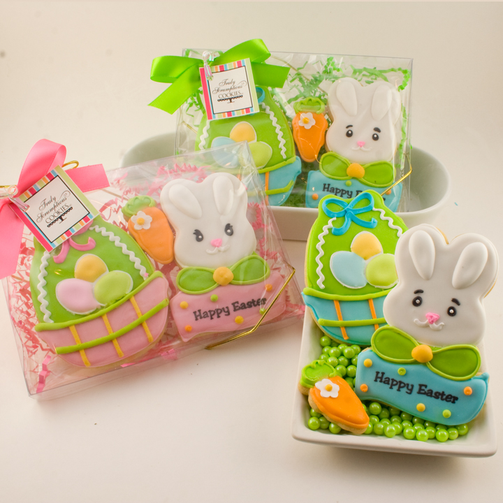 Easter cookies negle Images